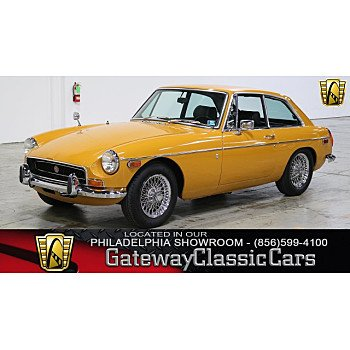 1971 MG MGB for sale 101063957