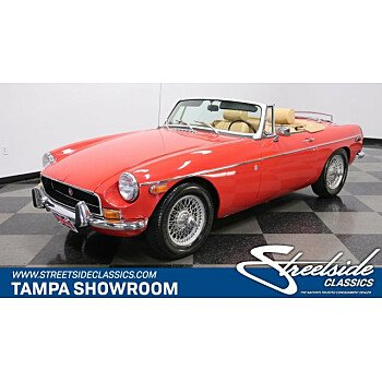 1971 MG MGB for sale 101214589