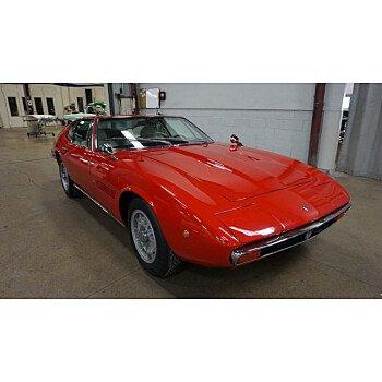 1971 Maserati Ghibli for sale 101292830