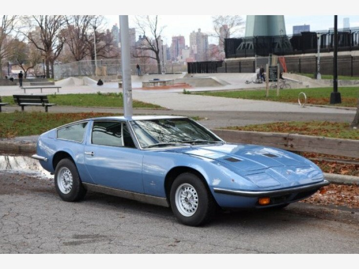1971 Maserati Other Maserati Models for sale near Queens