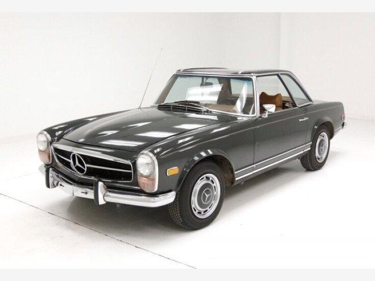 1971 Mercedes Benz 280sl For Sale Near Morgantown Pennsylvania