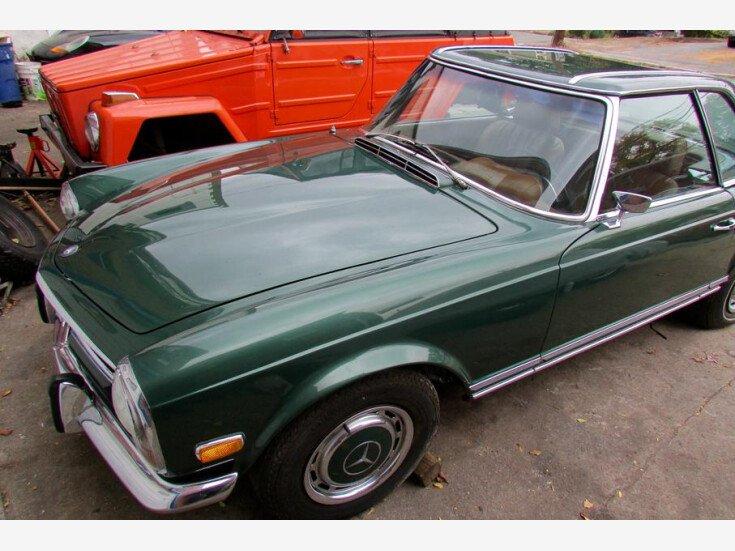 1971 Mercedes Benz 280sl For Sale Near Framingham Massachusetts