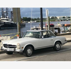 1971 Mercedes-Benz 280SL for sale 100995069