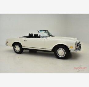 1971 Mercedes Benz 280sl Classics For Sale Classics On Autotrader