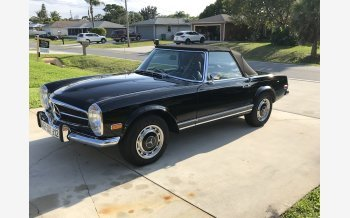 1971 Mercedes-Benz 280SL for sale 101207288