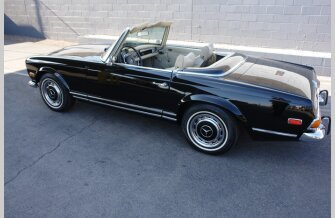 1971 Mercedes-Benz 280SL for sale 101248009