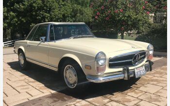 1971 Mercedes-Benz 280SL for sale 101410796