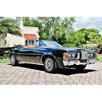 1971 Mercury Cougar for sale 101099449