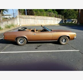 1971 Mercury Cougar XR7 for sale 101174555