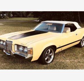 1971 Mercury Cougar for sale 101054727