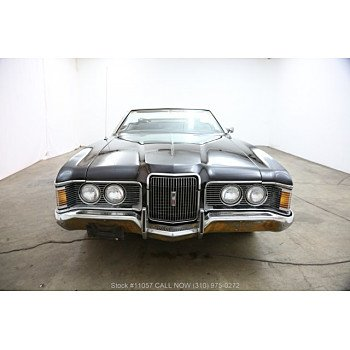 1971 Mercury Cougar for sale 101166106