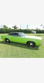 1971 Mercury Cougar for sale 101264391
