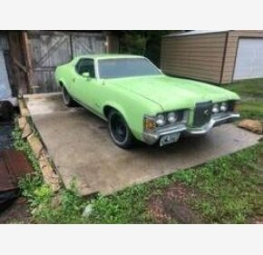 1971 Mercury Cougar for sale 101265113