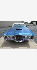 1971 Mercury Cougar for sale 101330086