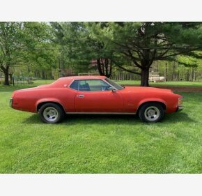 1971 Mercury Cougar XR7 for sale 101331230