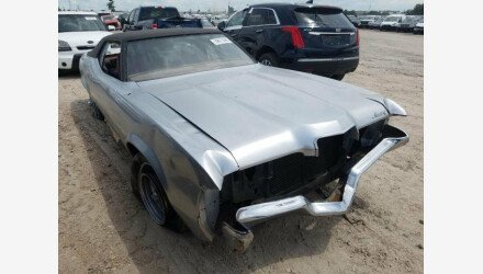 1971 Mercury Cougar for sale 101333550