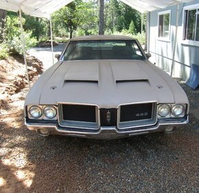 1971 Oldsmobile 442 for sale 101342434
