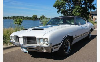 1971 Oldsmobile 442 for sale 101360340