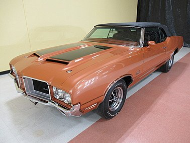 1971 Oldsmobile 442 for sale 101454136