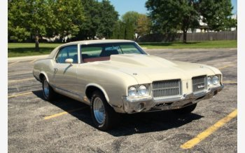 1971 Oldsmobile Cutlass Supreme Coupe for sale 101034967