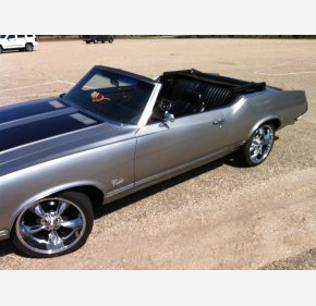 1971 Oldsmobile Cutlass Supreme Convertible for sale 101117154