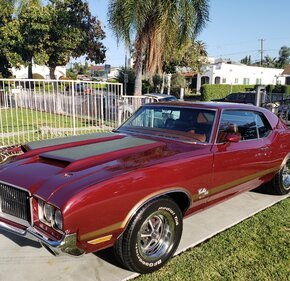 1971 Oldsmobile Cutlass Supreme Coupe for sale 101338726