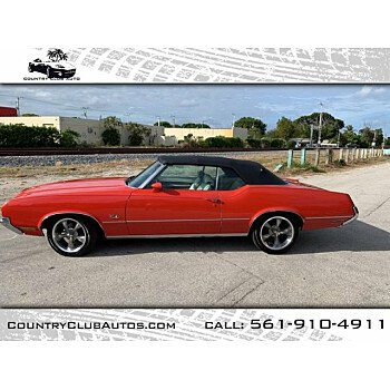1971 Oldsmobile Cutlass for sale 101088621