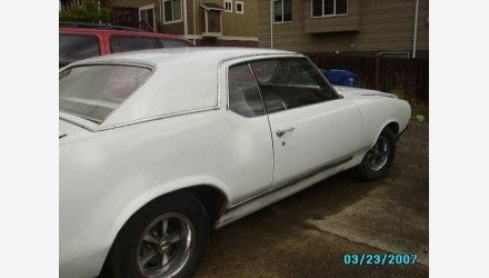 1971 Oldsmobile Cutlass for sale 100839542
