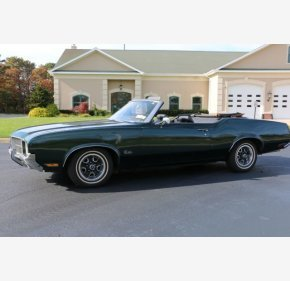 1971 Oldsmobile Cutlass for sale 101056353