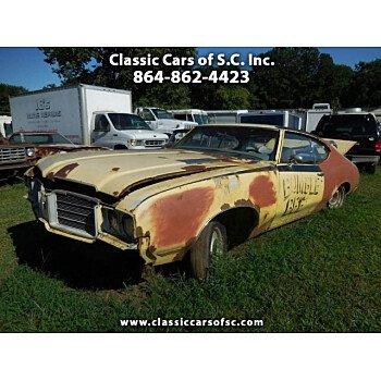 1971 Oldsmobile Cutlass for sale 101209349