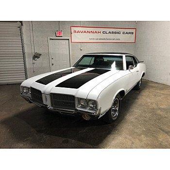 1971 Oldsmobile Cutlass for sale 101233694