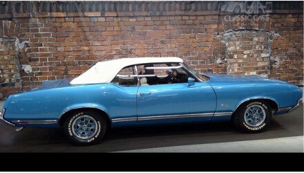 1971 Oldsmobile Cutlass for sale 101285688