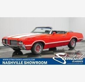 1971 Oldsmobile Cutlass for sale 101333207