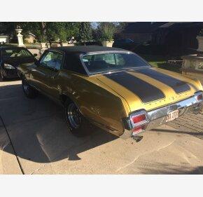 1971 Oldsmobile Cutlass Supreme Coupe for sale 101387136