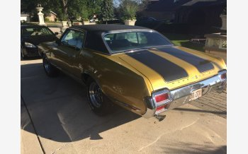 1971 Oldsmobile Cutlass Supreme Coupe for sale 101387136