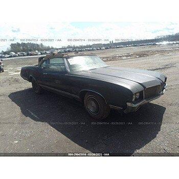 1971 Oldsmobile Cutlass for sale 101483395