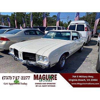 1971 Oldsmobile Cutlass for sale 101575790