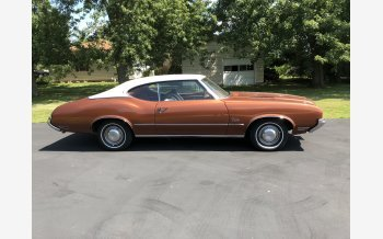 1971 Oldsmobile Cutlass Supreme Coupe for sale 101117744