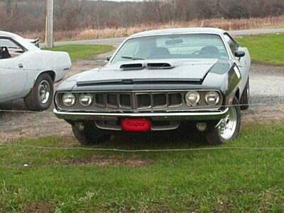 1971 Plymouth Barracuda for sale 101070431