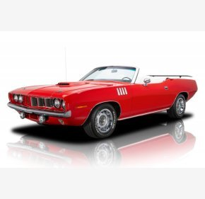 1971 Plymouth Barracuda for sale 101111337