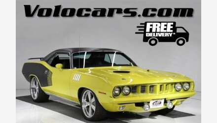 1971 Plymouth Barracuda for sale 101272271