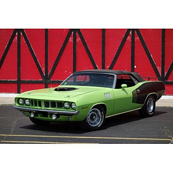 1971 Plymouth Barracuda for sale 101307254