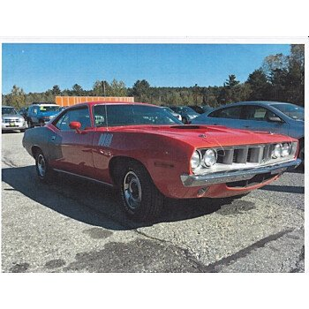 1971 Plymouth Barracuda for sale 101350048
