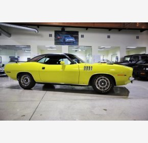 1971 Plymouth Barracuda for sale 101454506