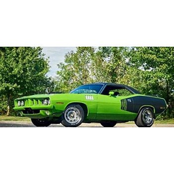 1971 Plymouth Barracuda for sale 101529074