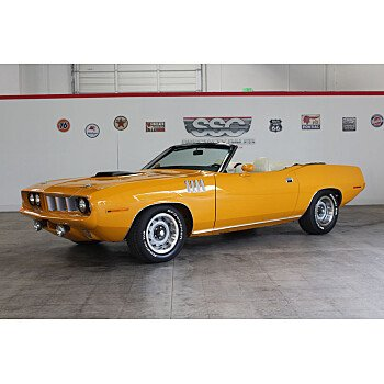 1971 Plymouth CUDA for sale 100919348