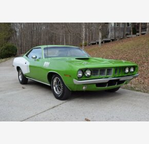 1971 Plymouth CUDA for sale 101276013