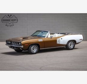 1971 Plymouth CUDA for sale 101360379
