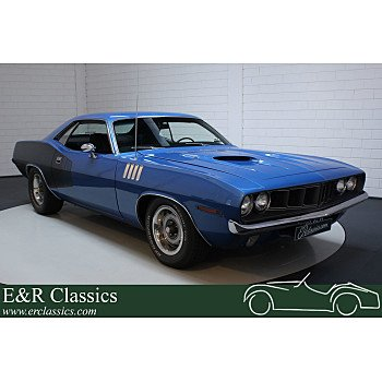 1971 Plymouth CUDA for sale 101598389