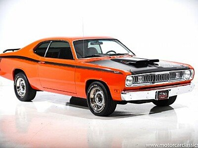 1971 Plymouth Duster for sale 101072712
